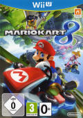 Mario Kart 8 (Limited Edition) Wii U Other Keep Case - Front