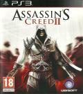Assassin's Creed II PlayStation 3 Front Cover