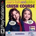 Mary-Kate and Ashley: Crush Course PlayStation Front Cover
