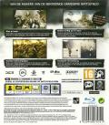 Battlefield: Bad Company 2 PlayStation 3 Back Cover