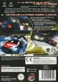 Need for Speed: Carbon GameCube Back Cover