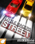Little Racers STREET Windows Front Cover
