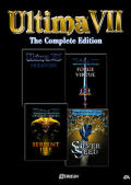 The Complete Ultima VII Windows Front Cover
