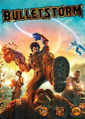 Bulletstorm Windows Front Cover