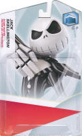 Disney Infinity: Jack Skellington iPad Front Cover