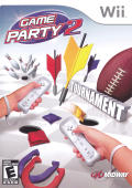 Game Party 2 Wii Front Cover