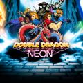 Double Dragon Neon PlayStation 3 Front Cover
