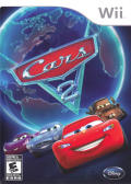Disney•Pixar Cars 2 Wii Front Cover