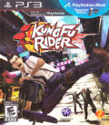 KungFu Rider PlayStation 3 Front Cover
