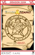 Knights & Demons Dragon 32/64 Front Cover