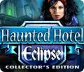 Haunted Hotel: Eclipse (Collector's Edition) Macintosh Front Cover