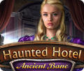 Haunted Hotel: Ancient Bane Macintosh Front Cover