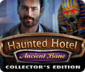 Haunted Hotel: Ancient Bane (Collector's Edition) Macintosh Front Cover