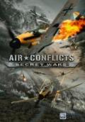 Air Conflicts: Secret Wars Windows Front Cover
