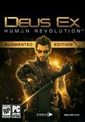 Deus Ex: Human Revolution (Augmented Edition) Windows Front Cover