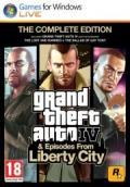 Grand Theft Auto IV (Complete Edition) Windows Front Cover