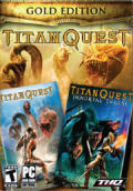 Titan Quest (Gold Edition) Windows Front Cover