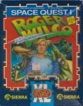Space Quest: Chapter I - The Sarien Encounter DOS Front Cover