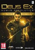 Deus Ex: Human Revolution - Ultimate Edition Macintosh Front Cover