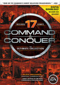 Command & Conquer: Ultimate Collection Windows Front Cover