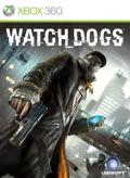 Watch_Dogs Xbox 360 Front Cover
