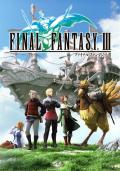 Final Fantasy III Windows Front Cover