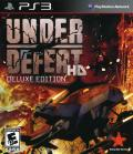 Under Defeat HD: Deluxe Edition PlayStation 3 Front Cover