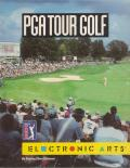 PGA Tour Golf Amiga Front Cover