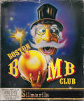 Boston Bomb Club Atari ST Front Cover