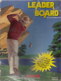 Leader Board Atari ST Front Cover