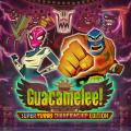 Guacamelee!: Super Turbo Championship Edition PlayStation 4 Front Cover