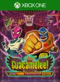 Guacamelee!: Super Turbo Championship Edition Xbox One Front Cover