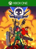 Super Time Force Xbox One Front Cover
