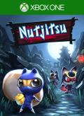 Nutjitsu Xbox One Front Cover