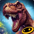 Dino Hunter: Deadly Shores Android Front Cover