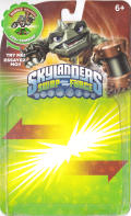 Skylanders: Swap Force - Rubble Rouser Nintendo 3DS Front Cover