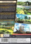 Wargame: European Escalation Linux Back Cover