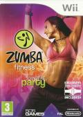 Zumba Fitness Wii Front Cover