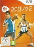 EA Sports Active 2 Wii Front Cover