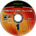 Dead or Alive Ultimate Xbox Media Disc 1