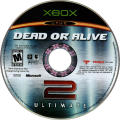 Dead or Alive Ultimate Xbox Media Disc 2