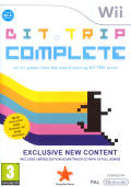 Bit.Trip Complete Wii Front Cover
