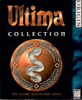 Ultima Collection DOS Front Cover