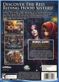 Dark Parables: The Red Riding Hood Sisters (Collector's Edition) Windows Back Cover