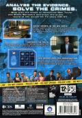 CSI: NY - The Game Windows Back Cover