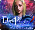 Dark Parables: The Final Cinderella Macintosh Front Cover
