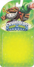 Skylanders: Swap Force - Jolly Bumble Blast Nintendo 3DS Front Cover