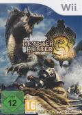 Monster Hunter Tri - Limited Edition: Ultimate Hunter Pack Wii Other Game Inlay Front