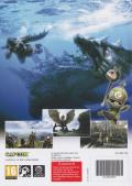 Monster Hunter Tri - Limited Edition: Ultimate Hunter Pack Wii Other Game Inlay Back