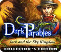 Dark Parables: Jack and the Sky Kingdom (Collector's Edition) Macintosh Front Cover